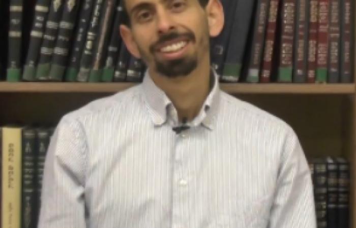 הרב ירון אדוריאן- רב שיעור